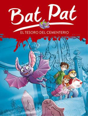 BAT PAT EL TESORO DEL CEMENTERIO