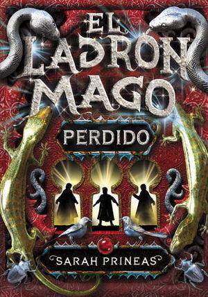 PERDIDO EL LADRON MAGO