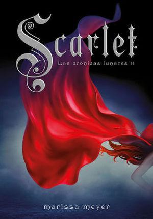 SCARLET LAS CRONICAS LUNARES II