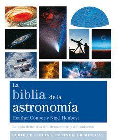 LA BIBLIA DE LA ASTRONOMIA