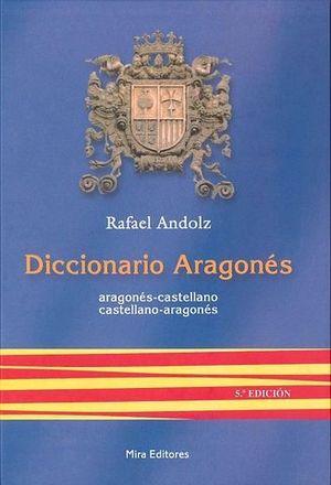 DICCIONARIO ARAGONES 5ª EDICION