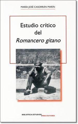 ESTUDIO CRITICO DEL ROMANCERO GITANO