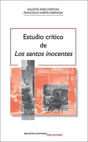 ESTUDIO CRITICO DE LOS SANTOS INOCENTES