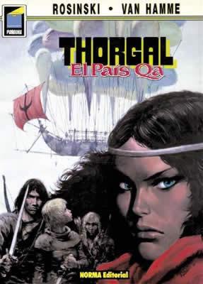 THORGAL. EL PAIS QA