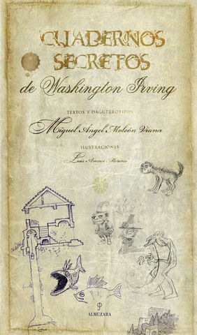 CUADERNOS SECRETOS DE WASHINGTON IRVING