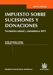 IMPUESTO SOBRE SUCESIONES Y DONACIONES (2011)