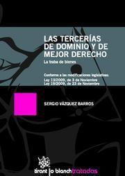 LAS TERCERIAS DE DOMINIO Y DE MEJOR DERECHO