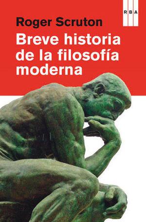 BREVE HISTORIA DE LA FILOSOFIA MODERNA
