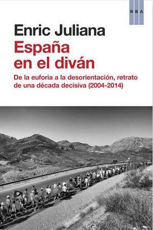 ESPAÑA EN EL DIVAN