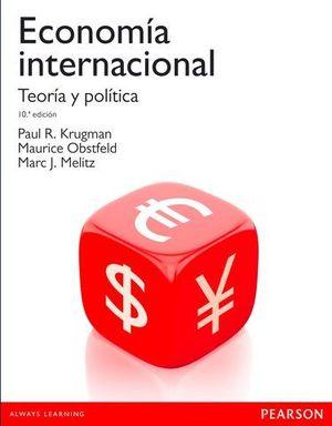 ECONOMIA INTERNACIONAL TEORIA Y POLITICA