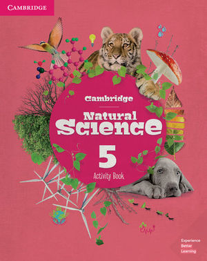 CAMBRIDGE NATURAL SCIENCE 5º EP ACTIVITY BOOK
