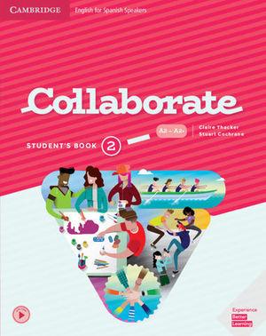 COLLABORATE 2 STUDENT´S BOOK