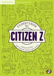 CITIZEN Z PRE-INTERMEDIATE B1  STUDENT´S BOOK