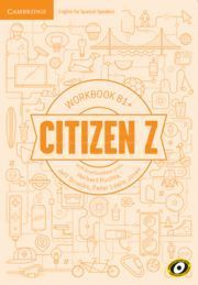 CITIZEN Z B1+ WORKBOOK ED. 2018