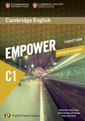 EMPOWER C1 STUDENT´S BOOK