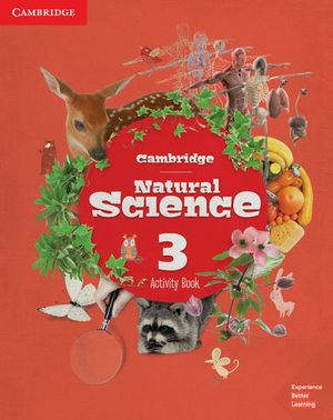 NATURAL SCIENCE 3º EP ACTIVITY BOOK