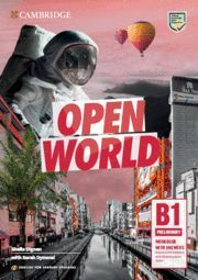 OPEN WORLD B1 PRELIMINARY WORKBOOK WITH ANSWERS