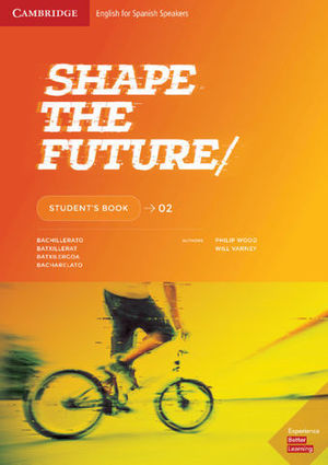 SHAPE THE FUTURE 2 STUDENT´S BOOK