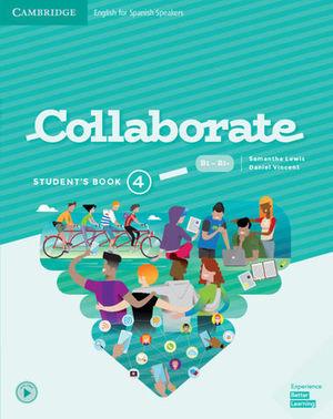COLLABORATE 4 STUDENT´S BOOK