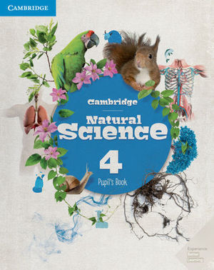 NATURAL SCIENCE 4º EP PUPIL´S BOOK