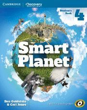 SMART PLANET 4 STUDENT´S BOOK ED. 2015