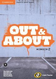OUT & ABOUT 2 WORKBOOK ED. 2016