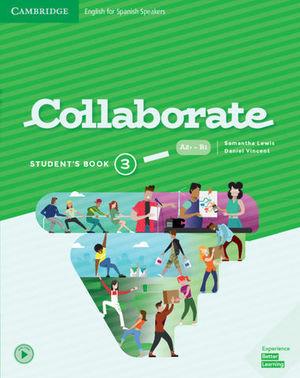 COLLABORATE 3 STUDENT´S BOOK