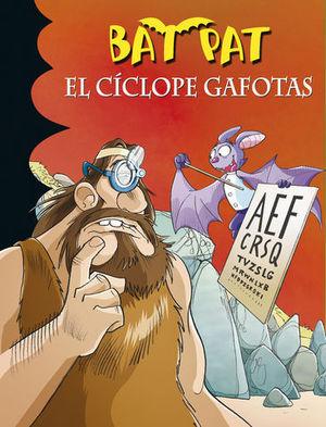 BAT PAT EL CICLOPE GAFOTAS