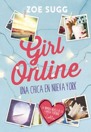 GIRL ONLINE UNA CHICA EN NUEVA YORK