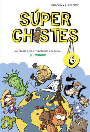 SUPER CHISTES Nº 6