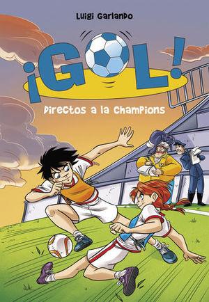 GOL 41. DIRECTOS A LA CHAMPION