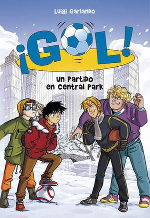 GOL.  UN PARTIDO EN CENTRAL PARK