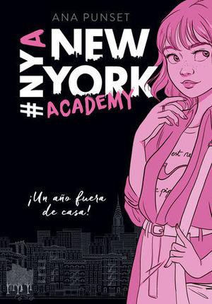 NEW YORK ACADEMY.  ¡UN AÑO FUERA DE CASA!