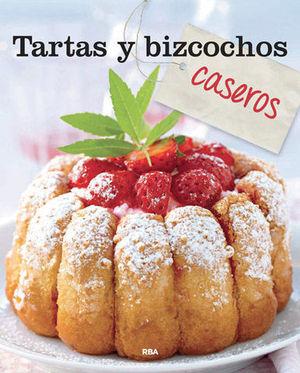 TARTAS Y BIZCOCHOS CASEROS