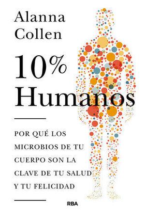 10 % HUMANOS