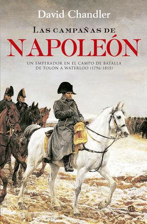 LAS CAMPAÑAS DE NAPOLEON