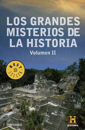 LOS GRANDES MISTERIOS DE LA HISTORIA VOLUMEN 2