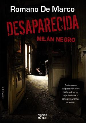 DESAPARECIDA MILAN NEGRO