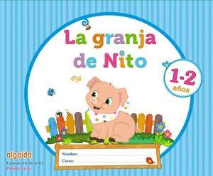 LA GRANJA DE NITO 1 - 2 AÑOS  ED. 2017