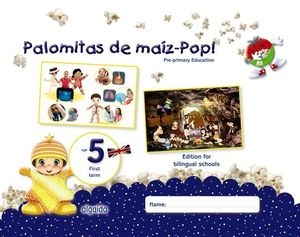 PALOMITAS DE MAIZ POP !  5 AÑOS  1º TRIMESTRE BILINGUE ED. 2018