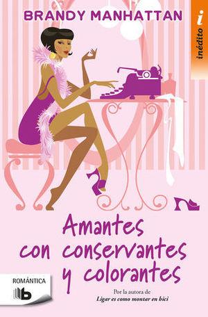 AMANETES CON CONSERVANTES Y COLORANTES