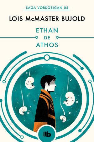 ETHAN DE ATHOS.  SERIE VORKOSIGAN 2