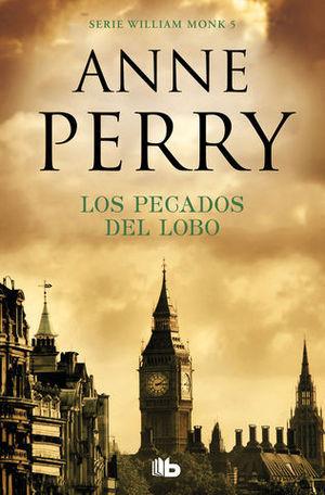 LOS PECADOS DEL LOBO ( WILLIAM MONK 5 )