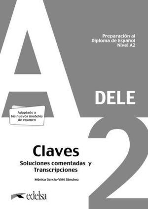 PREPARACION EL DELE A2 CLAVES ED. 2020