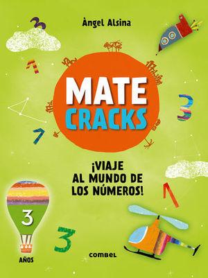 MATE CRACKS VIAJE AL MUNDO DE LOS NUMEROS 3 AÑOS