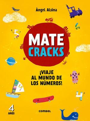 MATE CRACKS VIAJE AL MUNDO DE LOS NUMEROS 4 AÑOS