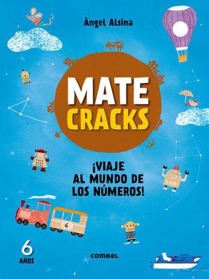 MATE CRACKS VIAJE AL MUNDO DE LOS NUMEROS 6 AÑOS