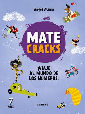MATE CRACKS VIAJE AL MUNDO DE LOS NUMEROS 7 AÑOS