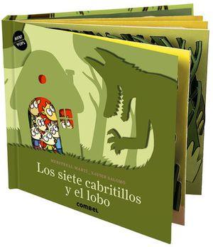 LOS SIETE CABRITILLOS Y EL LOBO MINIPOPS