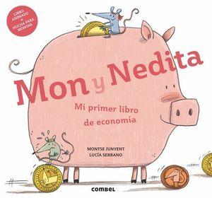 MON Y NEDITA MI PRIMER LIBRO DE ECONOMIA